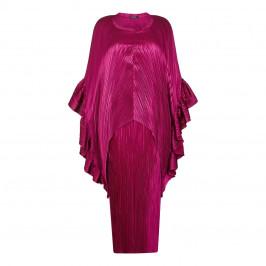Mashiah Poncho with Tube DRESS - Plus Size Collection