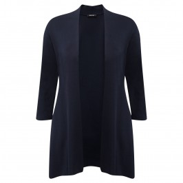 Elena Miro navy CARDIGAN - Plus Size Collection