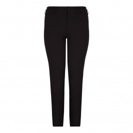 NYDJ black Jeggings - Plus Size Collection