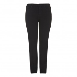 NYDJ JEANS - black straight leg - plus size range - Plus Size Collection