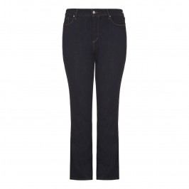 NYDJ Dark denim bootcut JEANS - Plus Size Collection