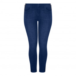 NYDJ CURVE 360 BOOST SKINNY JEANS - Plus Size Collection
