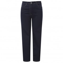 NP STRAIGHT LEG DARK DENIM JEANS - Plus Size Collection