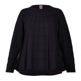 PERSONA BY MARINA RINALDI KNITTED TUNIC - Plus Size Collection