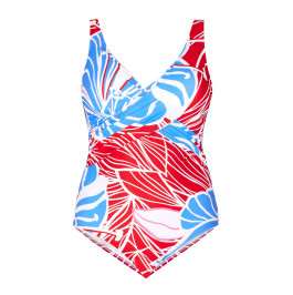 PERSONA BY MARINA RINALDI CROSSOVER SWIMSUIT - Plus Size Collection