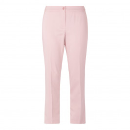 PERSONA BY MARINA RINALDI TROUSER ROSE PINK - Plus Size Collection