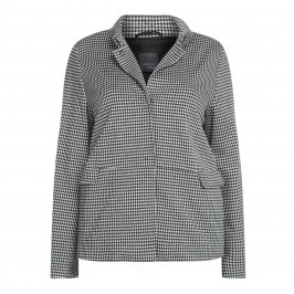 PERSONA BY MARINA RINALDI HOUNDSTOOTH JACKET - Plus Size Collection