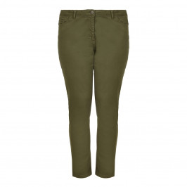 PERSONA khaki 5-pocket JEANS - Plus Size Collection