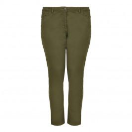 PERSONA khaki 5-pocket JEANS - Plus Size Collection