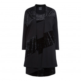 PERSONA BY MARINA RINALDI DRESS AND JACKET BLACK - Plus Size Collection