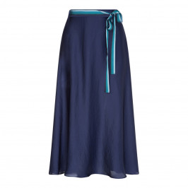 PERSONA BY MARINA RINALDI BLUETTE SKIRT - Plus Size Collection
