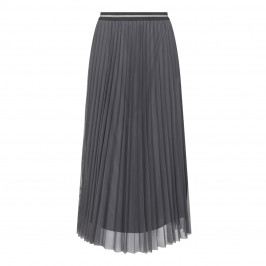 PERSONA by marina rinaldi PLEATED TULLE SKIRT - Plus Size Collection
