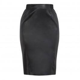 PERSONA BY MARINA RINALDI FAUX-LEATHER PENCIL SKIRT - Plus Size Collection