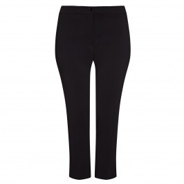 PERSONA BY MARINA RINALDI TROUSERS BLACK - Plus Size Collection