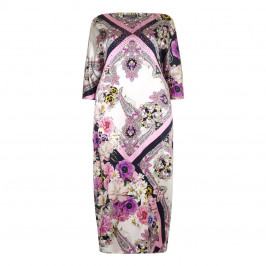 PIERO MORETTI embellished silk full length Kaftan - Plus Size Collection