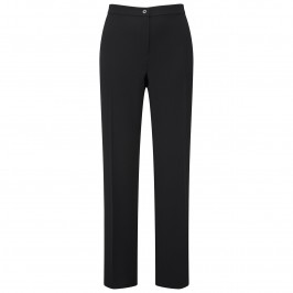 Marina Rinaldi Tailored black TROUSERS - Plus Size Collection