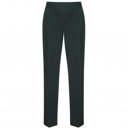 Marina Rinaldi Forest Green Trousers - Plus Size Collection