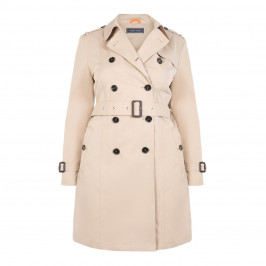 ROF AMO CLASSIC TRENCH COAT - Plus Size Collection