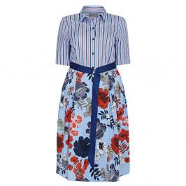 ROFA PRINT DRESS