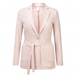 ROF amo blush pink JACKET - Plus Size Collection