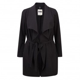 ROF AMO long black JACKET - Plus Size Collection