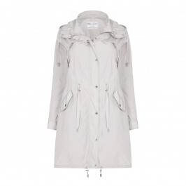 ROF AMO SHOWERPROOF PARKA - Plus Size Collection