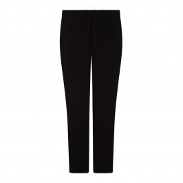 SALLIE SAHNE PULL ON TRIACETATE TROUSER - Plus Size Collection