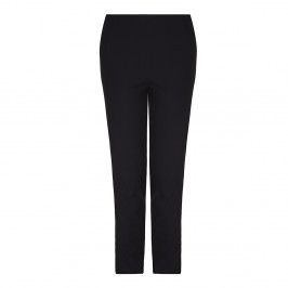 Sallie Sahne narrow leg double stretch TROUSERS - Plus Size Collection