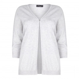 Sandra Portelli cashmere single button CARDIGAN - Plus Size Collection