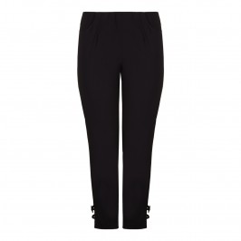 SEMPRE PIU ankle grazer TROUSERS - Plus Size Collection
