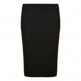 TIA black pencil SKIRT - Plus Size Collection