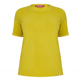 Marina Rinaldi chartreuse T SHIRT - Plus Size Collection