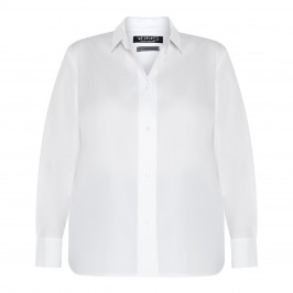 VERPASS SHIRT WHITE  - Plus Size Collection