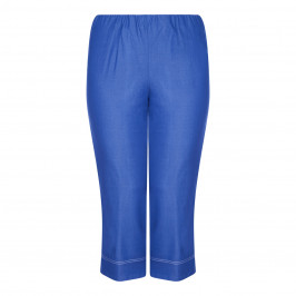 VERPASS DENIM PULL ON CULOTTE  - Plus Size Collection