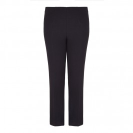 VERPASS black winter weight TROUSERS - Plus Size Collection