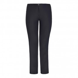 VERPASS DARK DENIM TROUSERS - Plus Size Collection