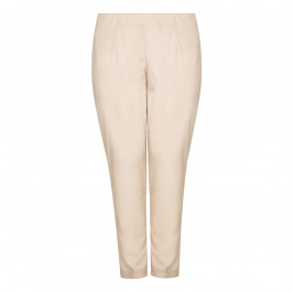 VERPASS stretch cotton pull-on TROUSERS - Plus Size Collection