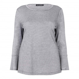 VERPASS SILVER LUREX TUNIC - Plus Size Collection
