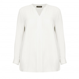VERPASS TUNIC WHITE - Plus Size Collection