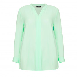 VERPASS TUNIC MINT GREEN - Plus Size Collection