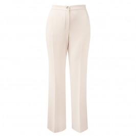 Marina Rinaldi oatmeal parallel leg trousers