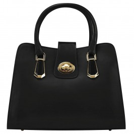 C.L. HANDBAGS LEATHER BAG - Plus Size Collection