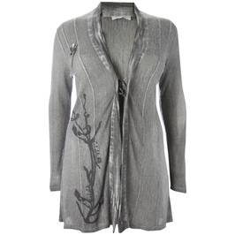 FRED SABATIER CARDIGAN - Plus Size Collection