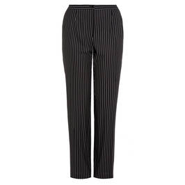 ELENA MIRO PINSTRIPE TROUSER - Plus Size Collection