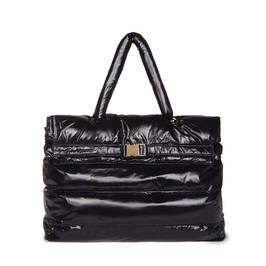 MARINA RINALDI TOTE BAG BLUETTE - Plus Size Collection