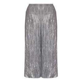 ALEMBIKA CRINKLE PULL ON TROUSERS - Plus Size Collection