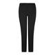 Basler black pure wool suiting trousers