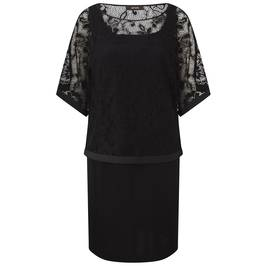 PERSONA DRESS AND CAPE - Plus Size Collection