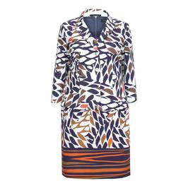 ELENA MIRO dress and jacket OUTFIT - Plus Size Collection