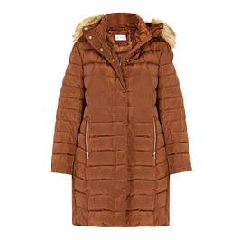 GAIA PUFFER TOBACCO - Plus Size Collection